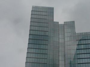 Shiny building