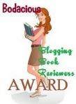 Bodacious Blogger Award