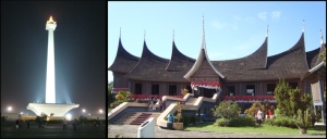 Places in Indonesia