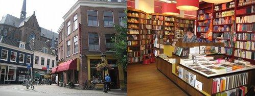Erven Bijleveld Book Shop