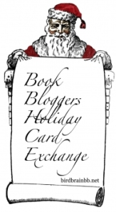 Book Bloggers Holiday Card Exchange