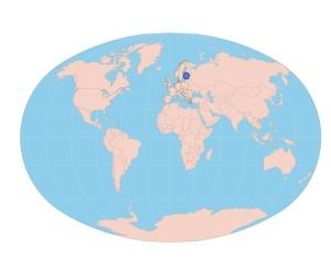 Worldmap-California