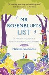 Mr Rosenblum's List by Natasha Solomons