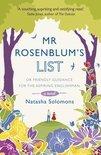 Mr Rosenblum's List by Natasha Solomons
