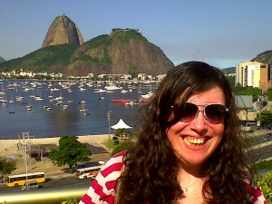 Larissa in Brazil