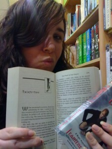 Chapter 32 in the second book in the Night Huntress series by Jeaniene Frost. Bookstore in Israel...