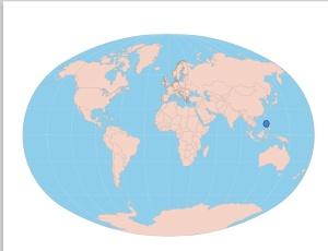 Worldmap-Manila