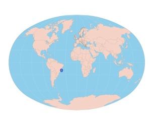Worldmap-Rio de Janeiro