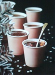 Chestnut and Chocolate Pots