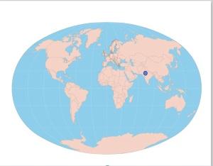 Worldmap-Pune