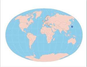 Worldmap-Tokyo