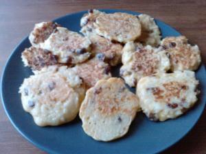 Rice cookies