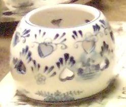 Delft Blue Pot