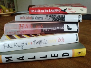 Books for the read-a-thon