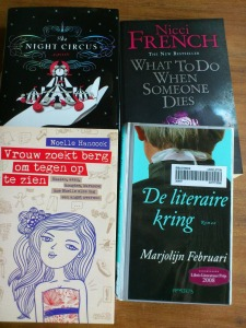 Books for the readathon