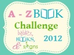 A-Z Books Challenge