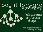 Pay it Forward Blog Hop