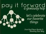 Pay it Forward Blog Hop