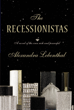 The Recessionistas by Alexandra Lebenthal