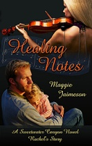 Healing Notes by Maggie Jaimeson