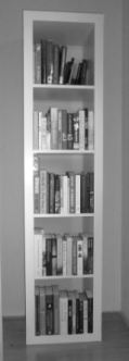 To-be-bookcase