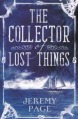 The Collector of Lost Things by Jeremy Page